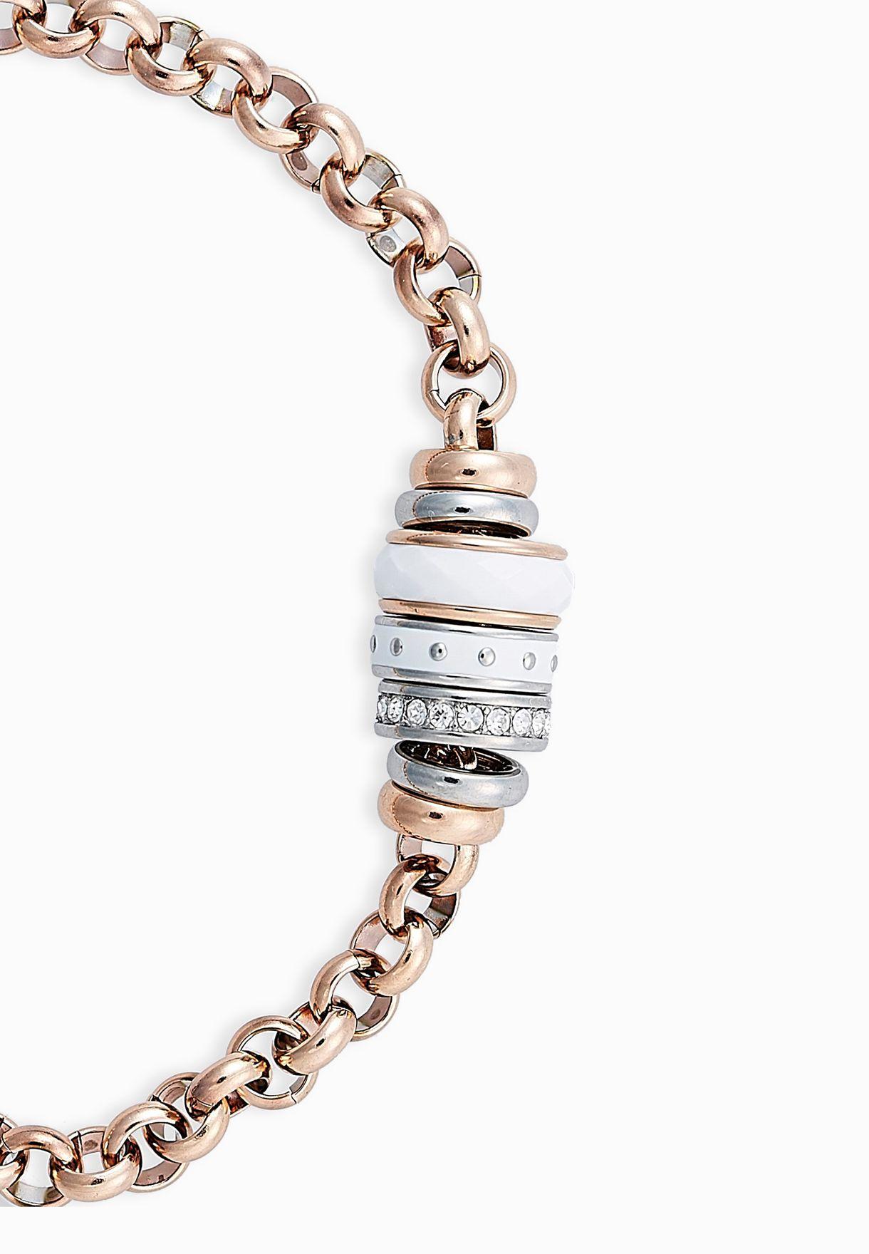 Chain Detail Bracelet