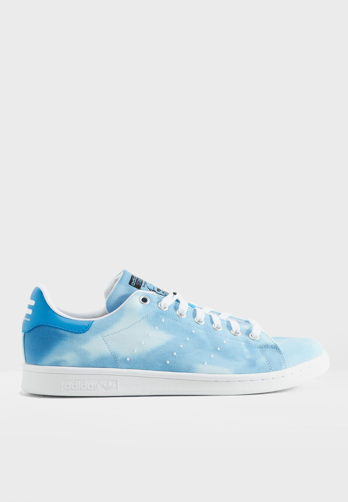 ed9960aaa21d1 Shop adidas Originals blue Pharrell Williams Hu Holi Stan Smith AC7045 for  Men in UAE - AD478SH99IDS