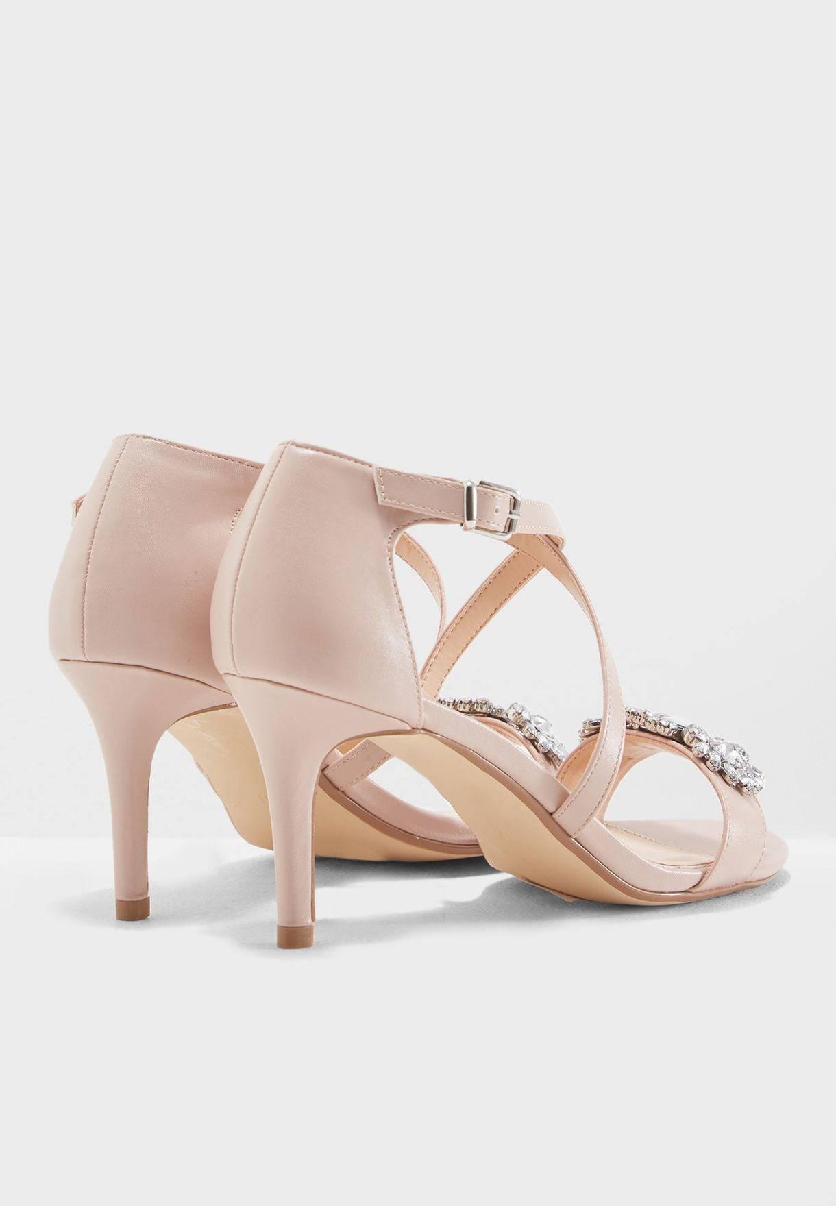 Bliss Embellished Sandal