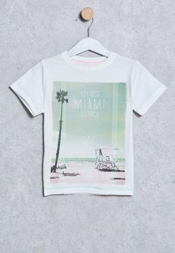 Kids Miami T-Shirt