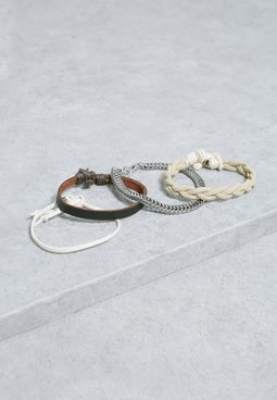 Set Of 4  Pyssi Bracelet