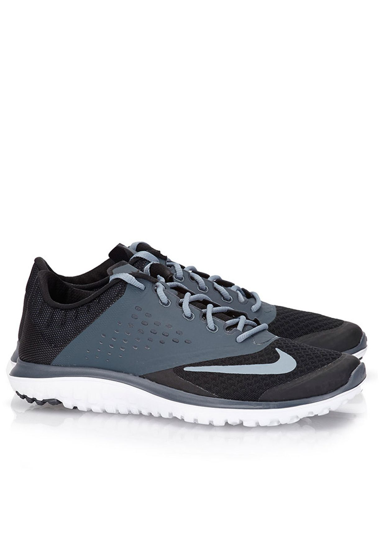 c723c93425a8 Shop Nike black FS Lite Run 2 684667-001 for Women in Oman - NI727SH99FQY