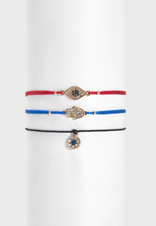 Multipack Yerani Bracelet