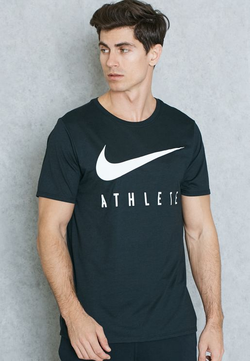 Swoosh Athlete T-Shirt