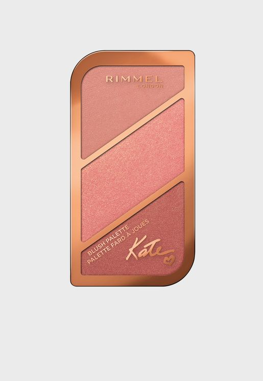 Blush Palette By Kate Moss
