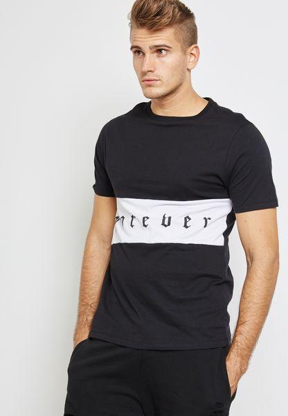Forever Print T-Shirt