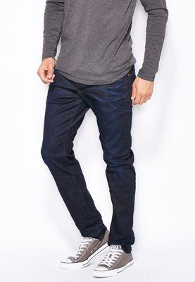 G-Star Raw Visor Stretchable Skinny Fit Dark Wash  Jeans