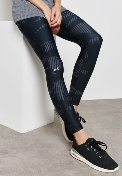 HeatGear Printed Leggings