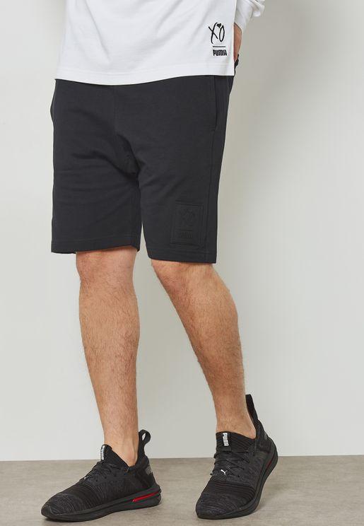 XO Knitted Shorts