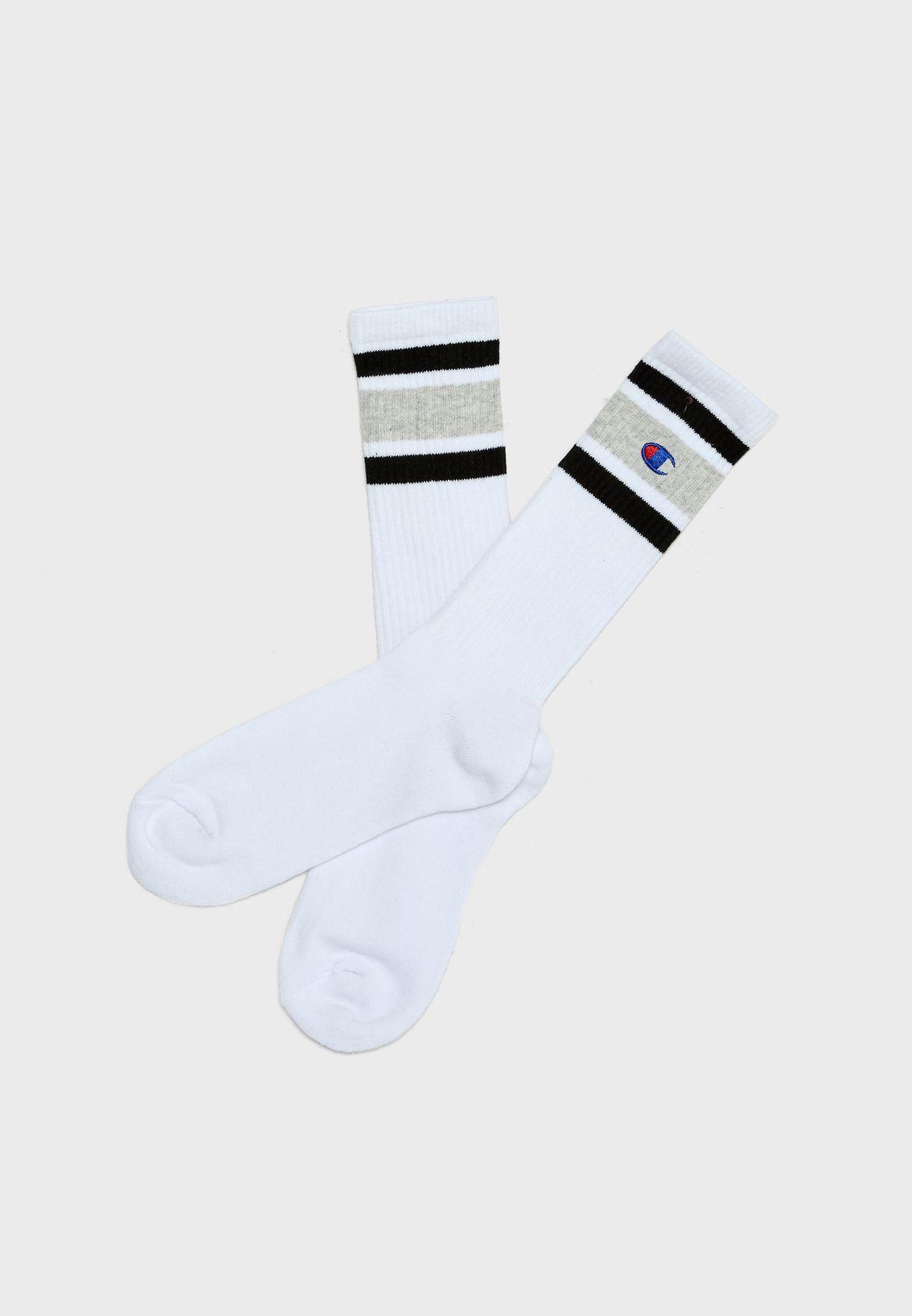 Logo Crew Socks