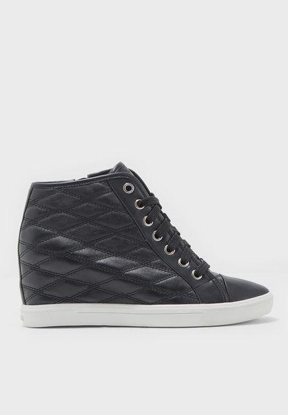 Cindy - Wedge Sneaker