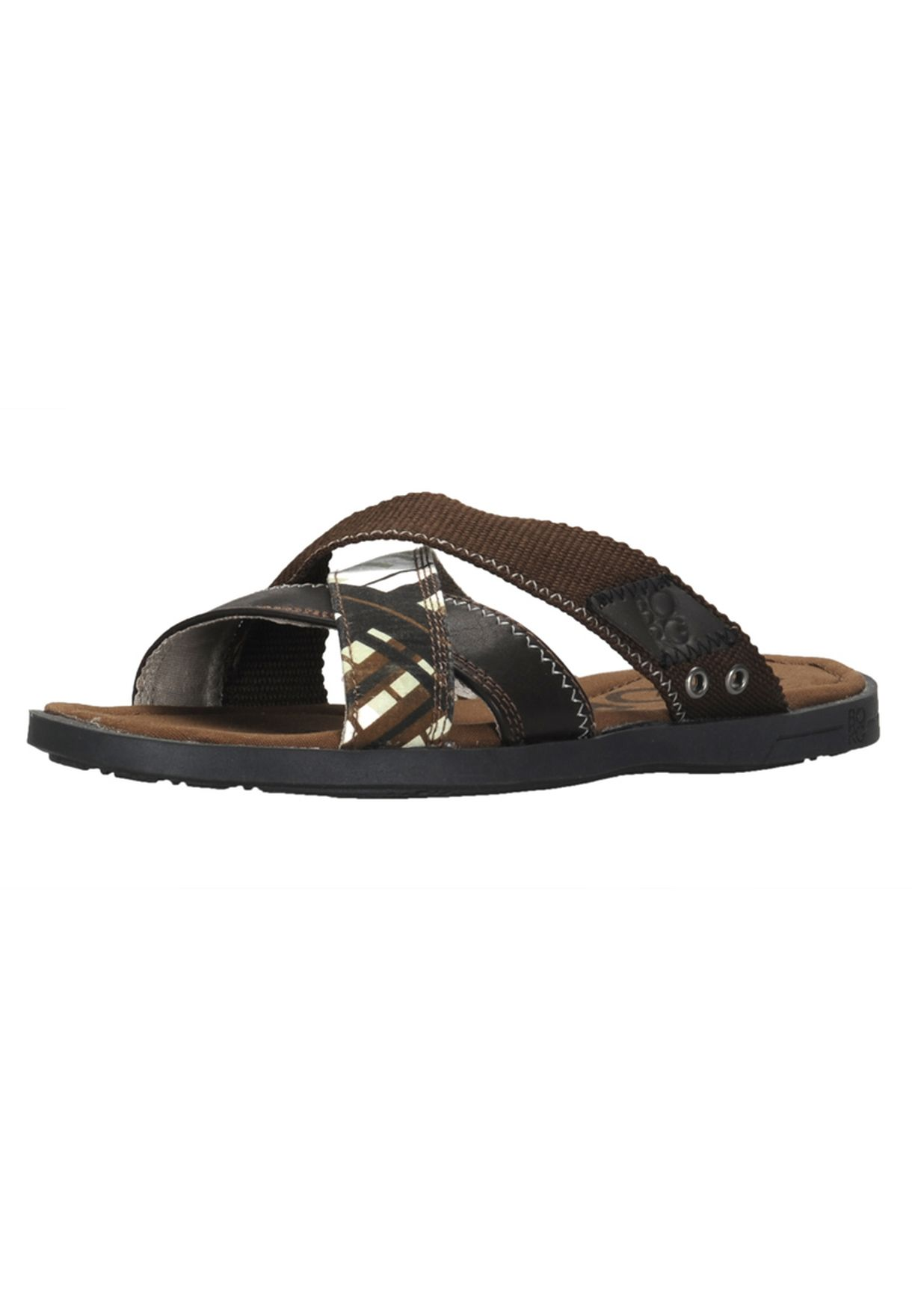 1f3130a42 Shop Bjorn Borg browns Casual Casual Sandals for Men in UAE ...