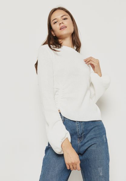 Baloon Sleeve Sweater