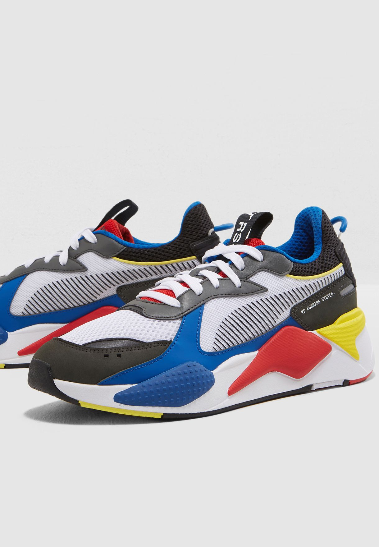 ff34c4121ffc2c Shop Puma Multicolor Youth Rs X Toys 36962802 For Kids In Qatar