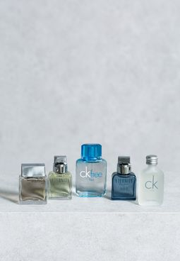 Minatures Collection For Men - 5X10Ml Edt