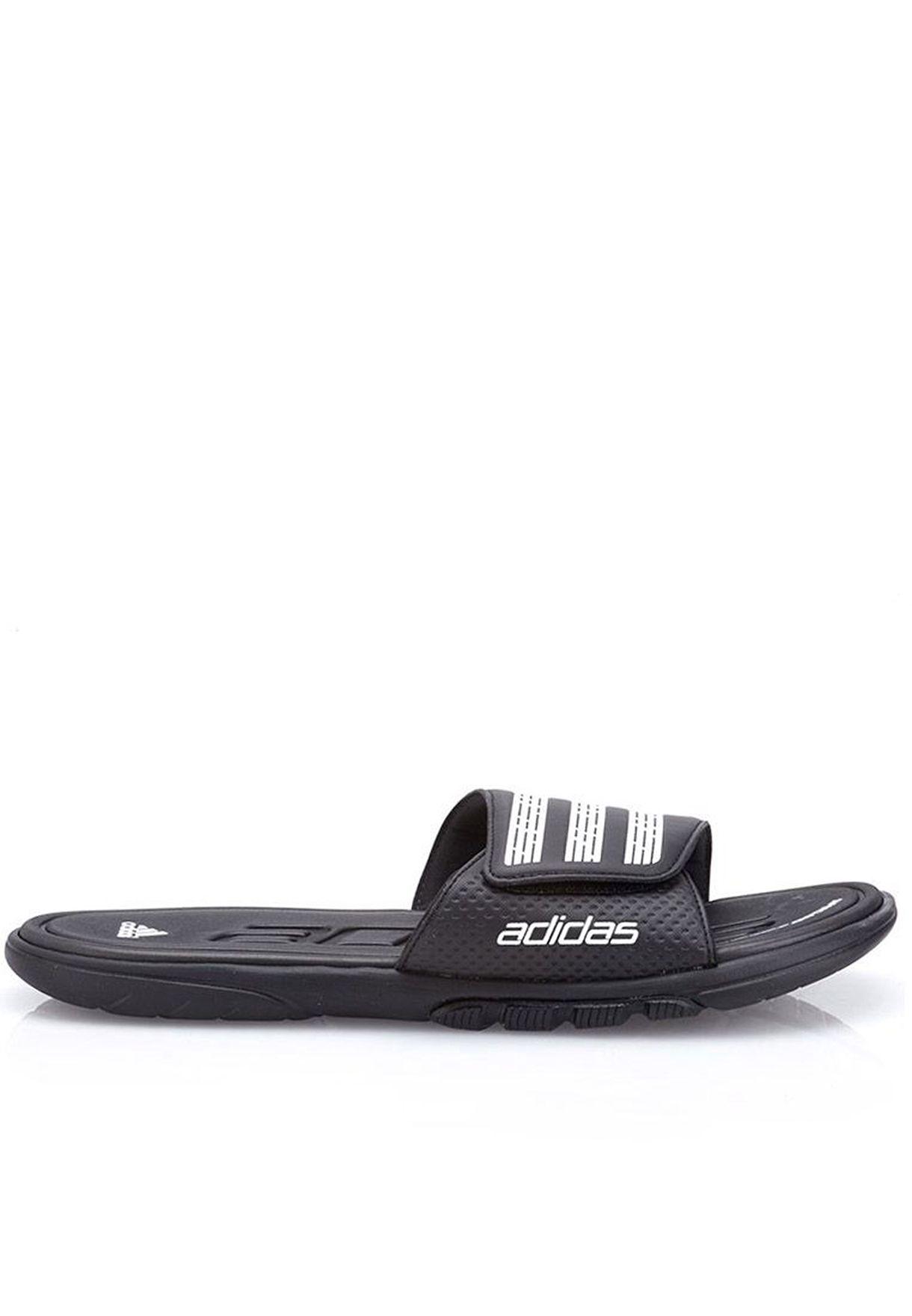 6ae2d56a44c8 Shop adidas black Adilight Slide SC for Men in Kuwait - AD476SH89DHU