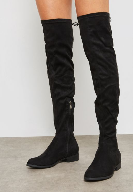 Freyja Knee Boot