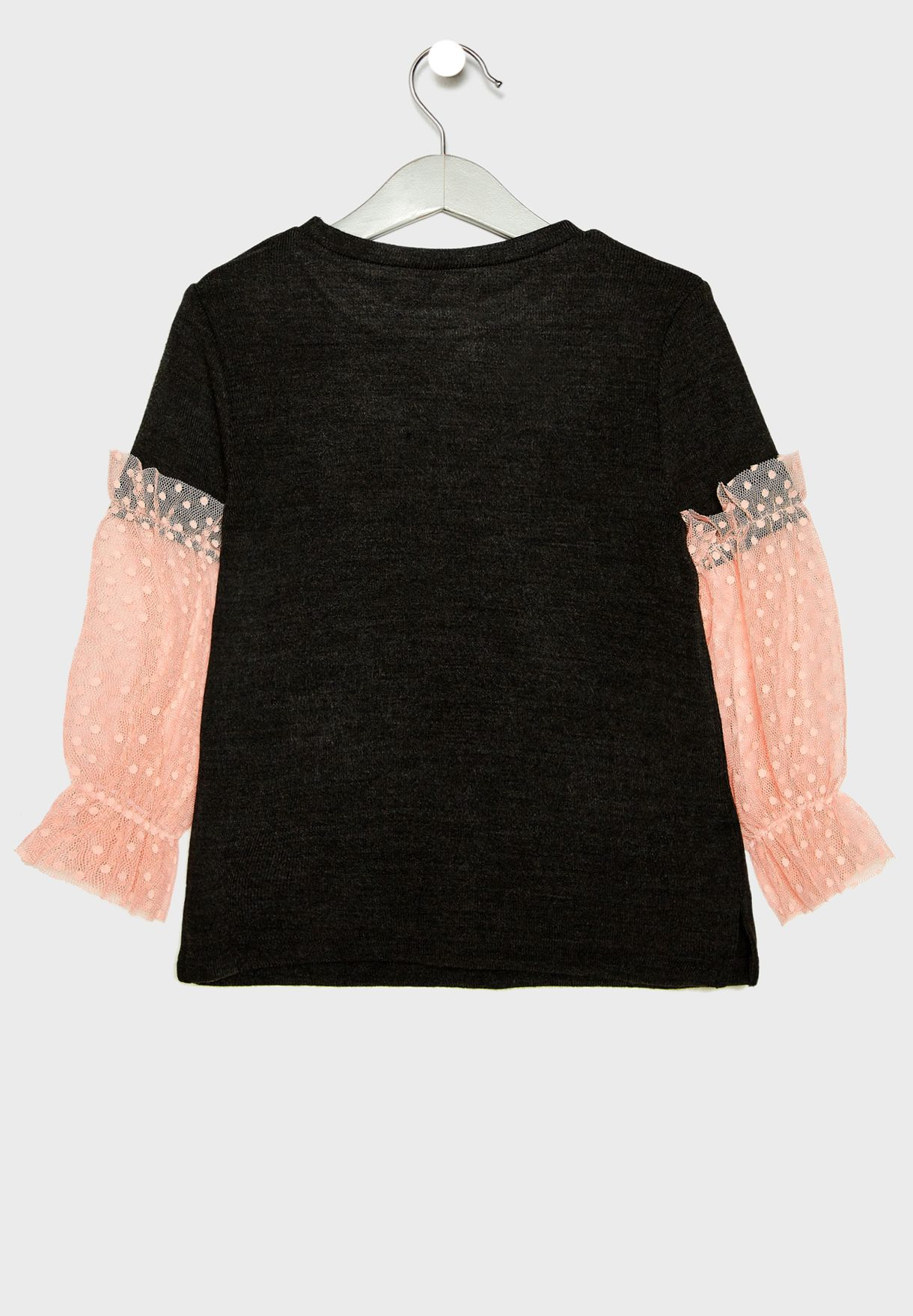 Little Lace Detail Sweater