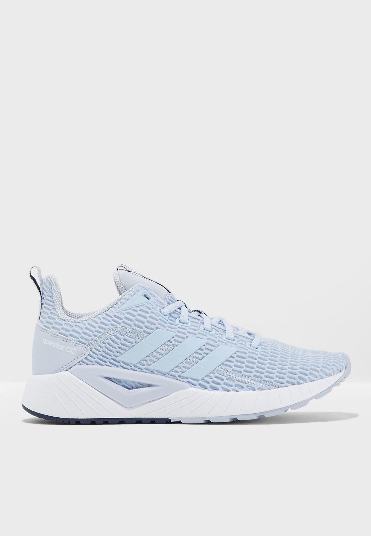 b95fd99c0eb5 Shop adidas blue Questar CC DB1304 for Women in UAE - AD476SH89UTA