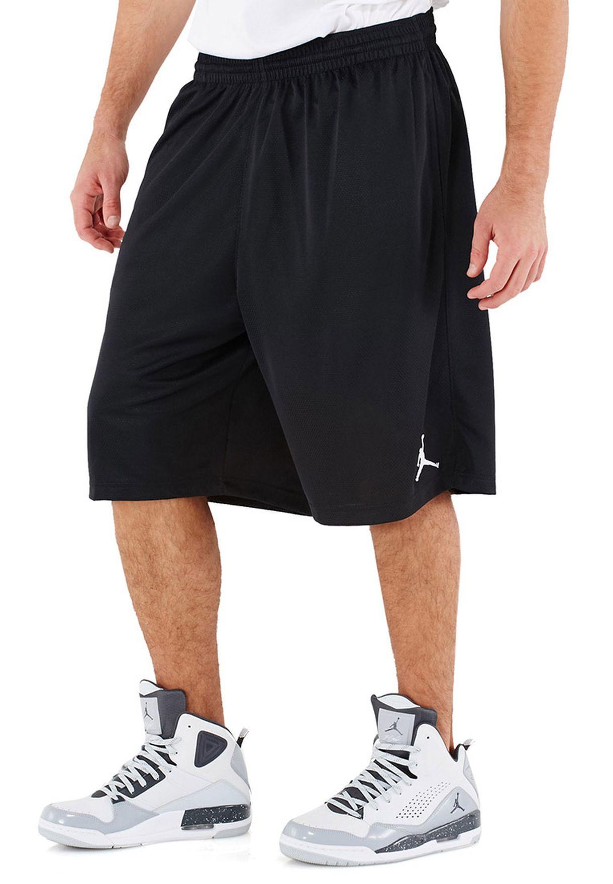 huge selection of b15f5 4b94d Jordan Solid Shorts