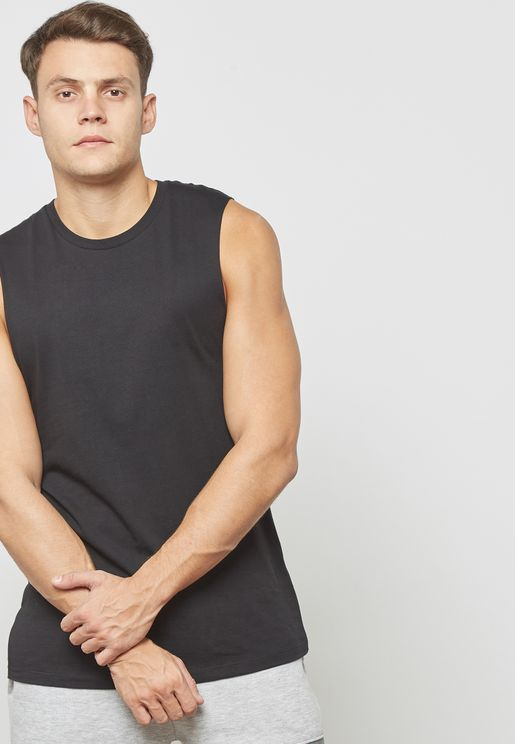 Essential Muscle Fit Vest