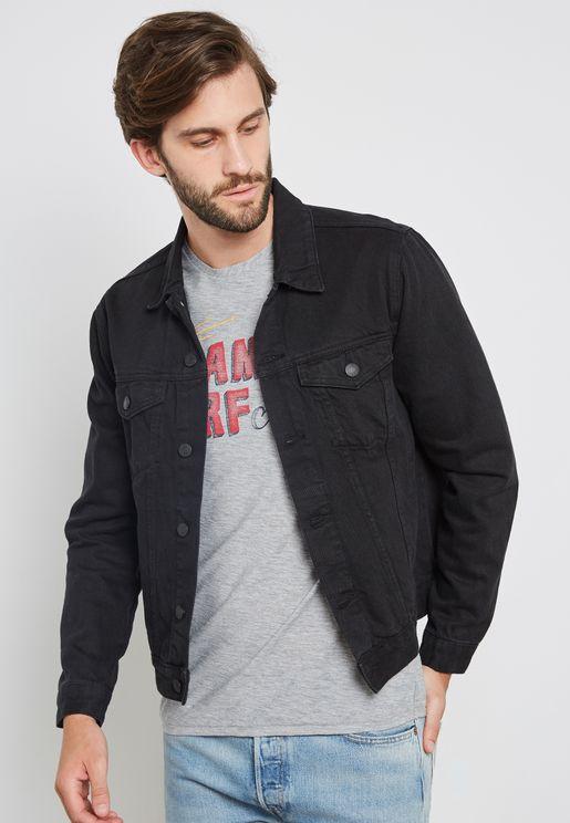 Basic Western   Jacket