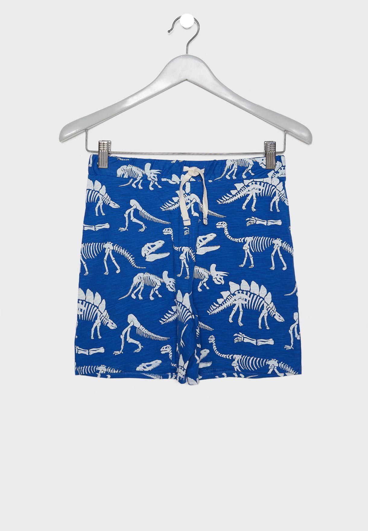 Kids Dinosaur Pyjama Set