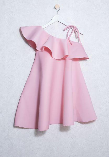 Little Off Shoulder Dress