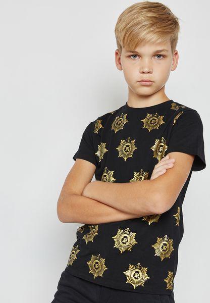 Little Printed T-Shirt