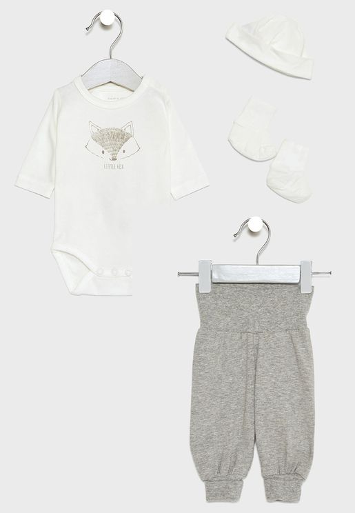 Infant 4 Piece Set