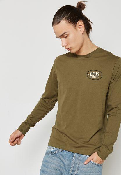 GREENROOM LS T-shirt