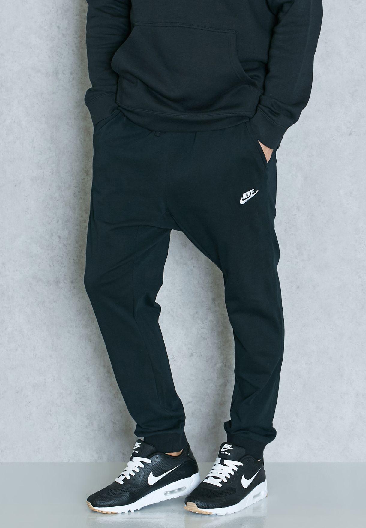 pick up high fashion check out Club Jersey Cuffed Sweatpants