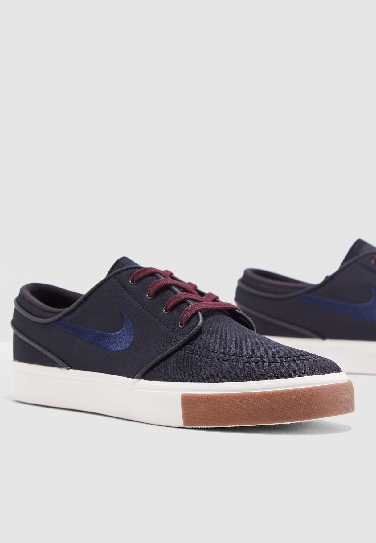 df419962e9da Shop Nike black Zoom Stefan Janoski Canvas 615957-024 for Men in Kuwait -  NI727SH89HGW