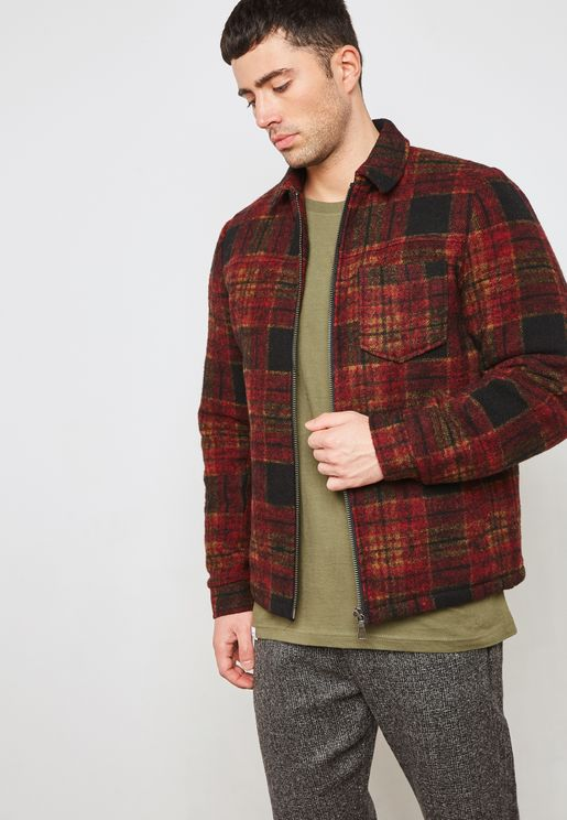 Alfi Checked Jacket