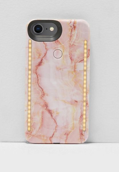iPhone 8 Plus Selfie Light Duo Cover