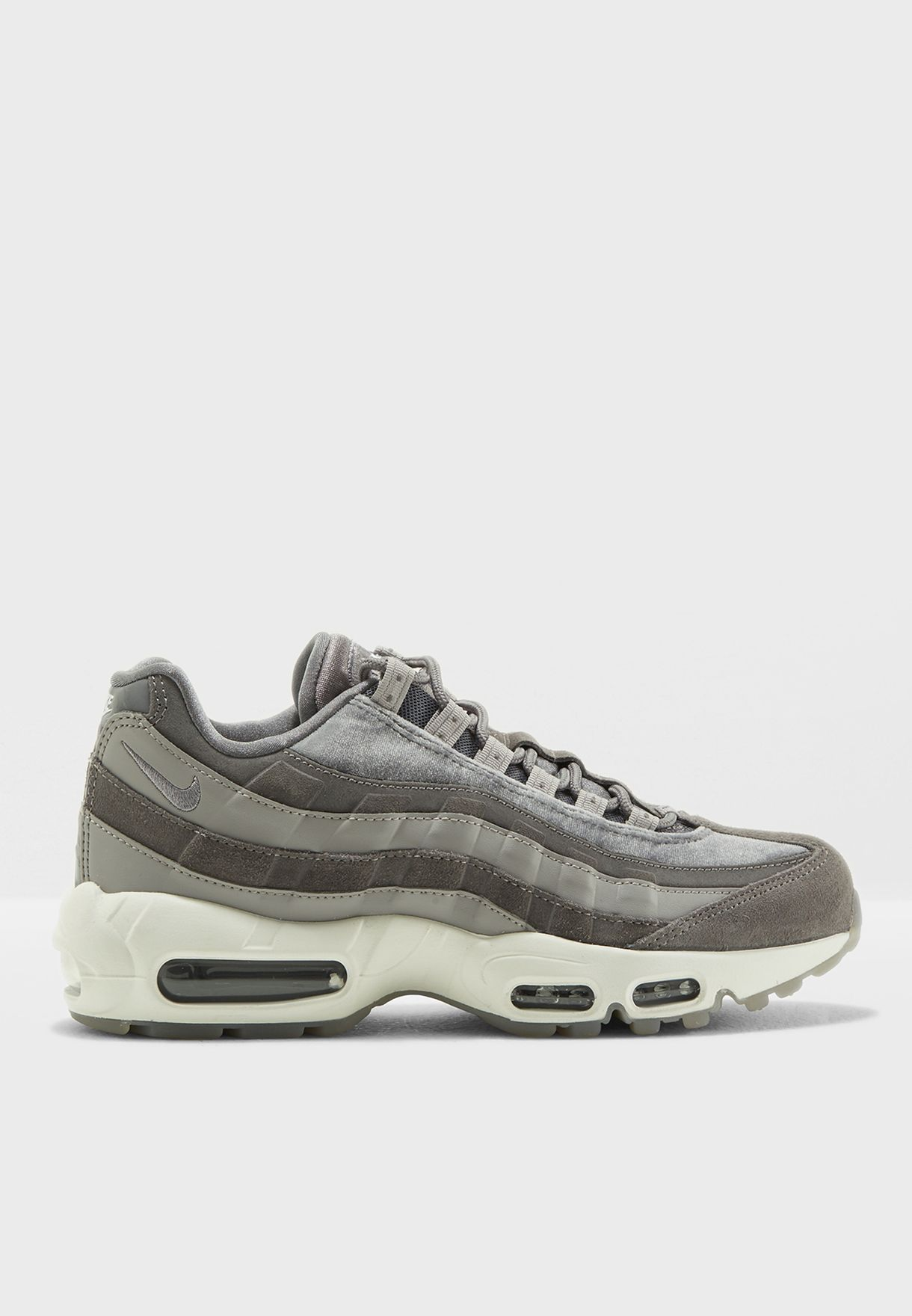 Shop Nike grey Air Max 95 Lux AA1103-003 for Women in Qatar - NI727SH89QZA 1a20694d9