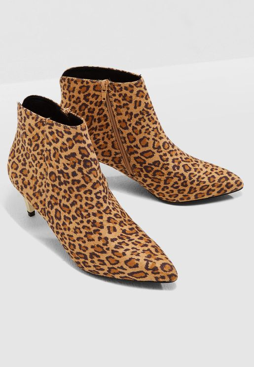 Sissel Ankle Boot