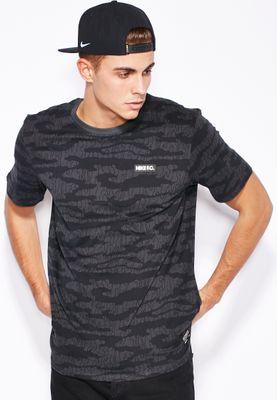 Nike F.C. Camo Print T-Shirt