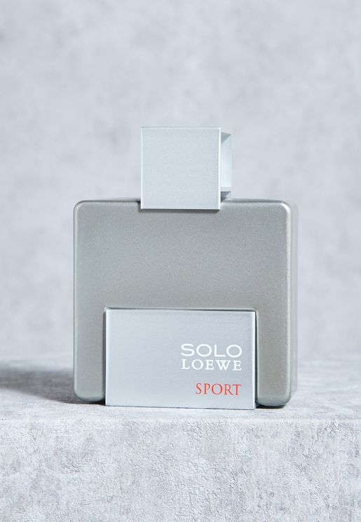 Solo Loewe Sport Eau De Toilette Spray 75ml/2.5oz