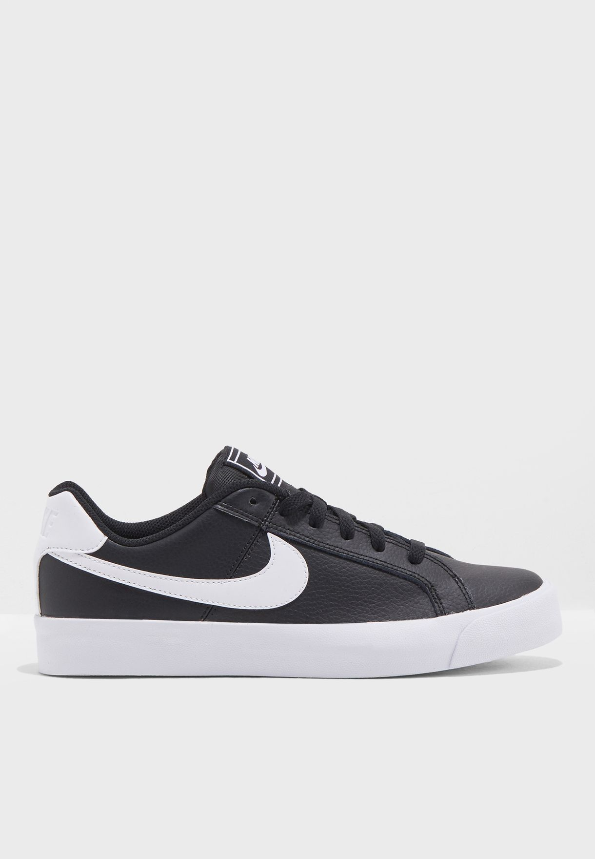 736eae14531f7 Shop Nike black Court Royale AC AO2810-001 for Women in Saudi ...