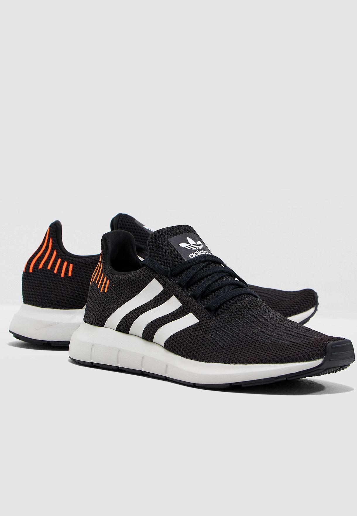 f85370e299745 Shop adidas Originals black Swift Run B37730 for Men in UAE ...