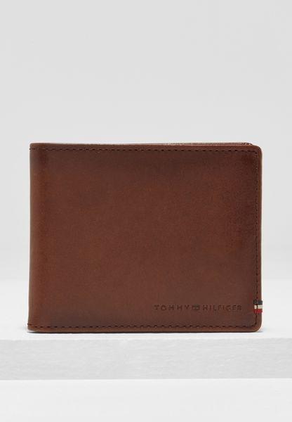 Burnished Mini Wallet