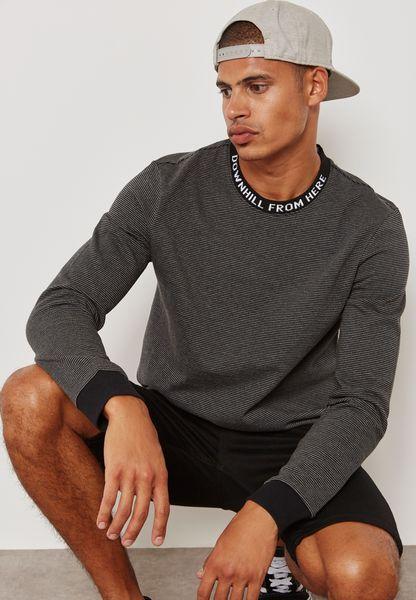 Downhill Striped T-Shirt