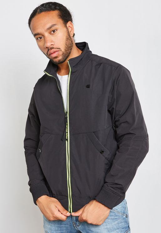 Deline Track jacket