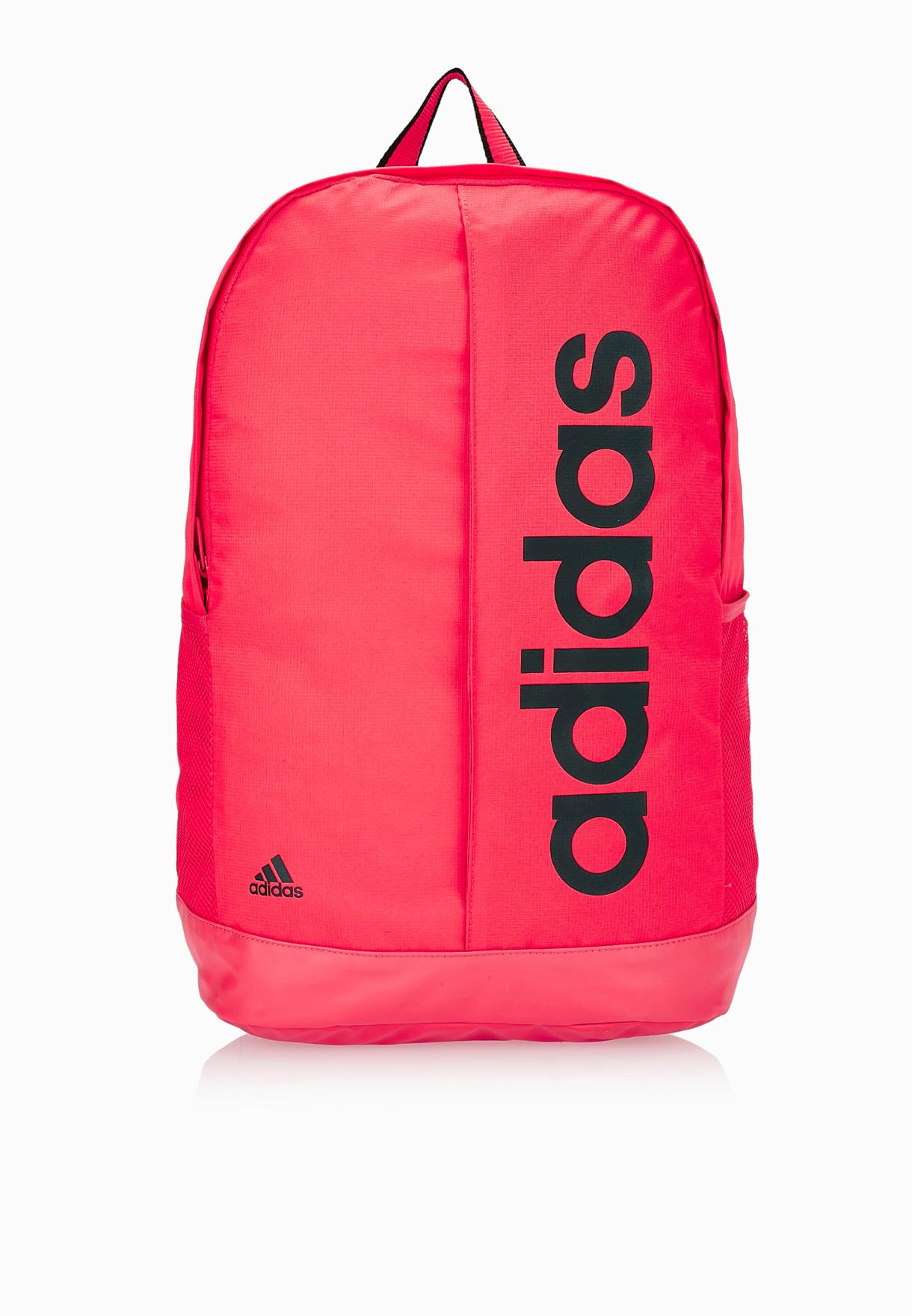 a0567c20149a Shop adidas pink Linear Performance Backpack AY5501 for Kids in UAE ...
