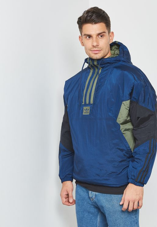 Anorak Puffy Jacket