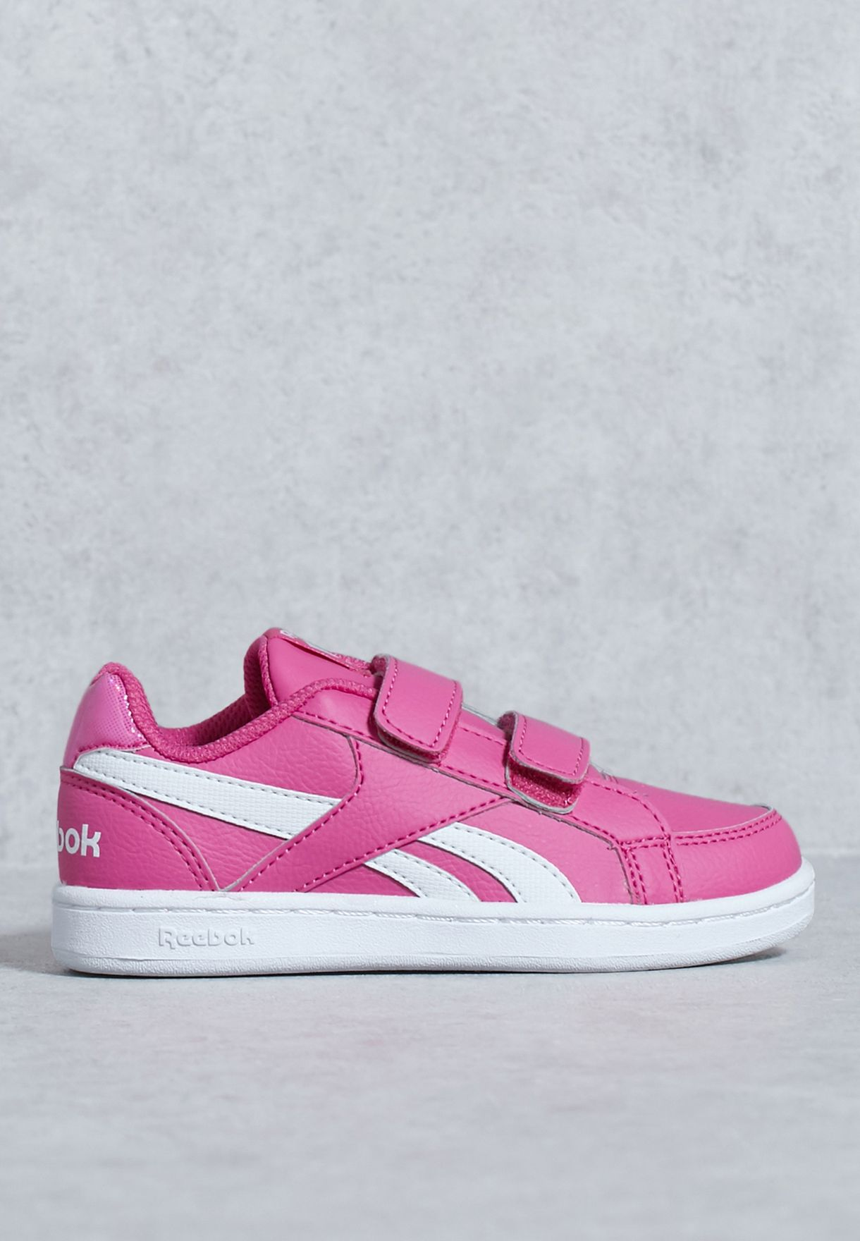 59ef8d647f3 Shop Reebok pink Royal Prime ALT Kids BS7921 for Kids in UAE ...