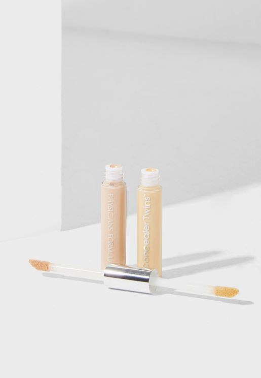 Twin Concealer - Yellow/Light