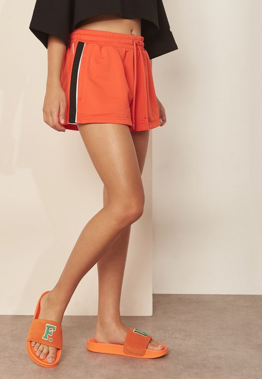 Side Split Shorts