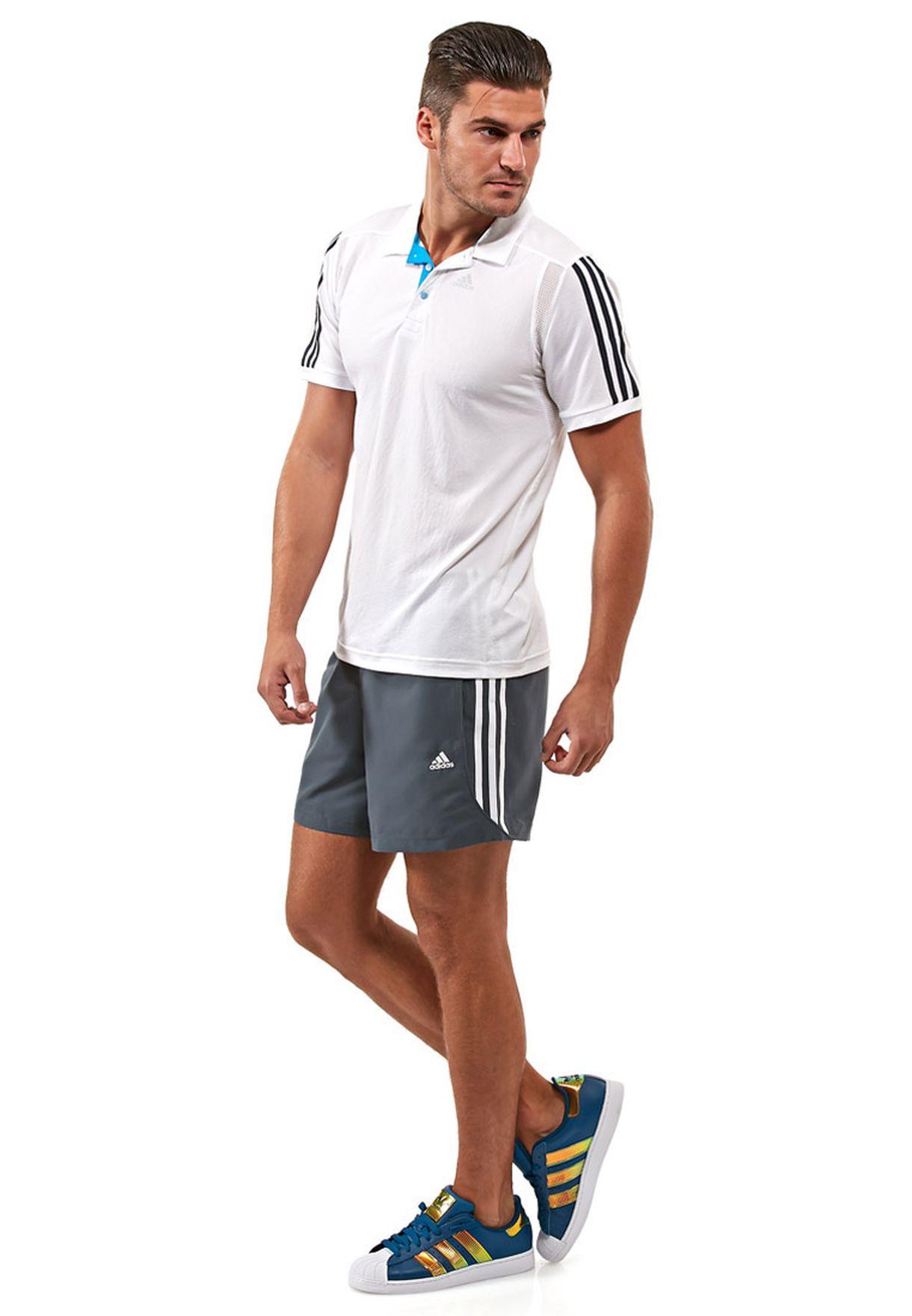wholesale dealer 2e29d 3e890 Shop adidas grey Essential Chelsea Shorts X20185 for Men in Bahrain -  AD476AT89APQ